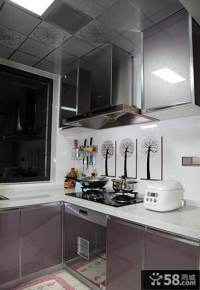 kitchen az cabinets pantry shelving 厨房橱柜设计效果图 58同城装修效果图大全 现代厨房橱柜设计效果图片