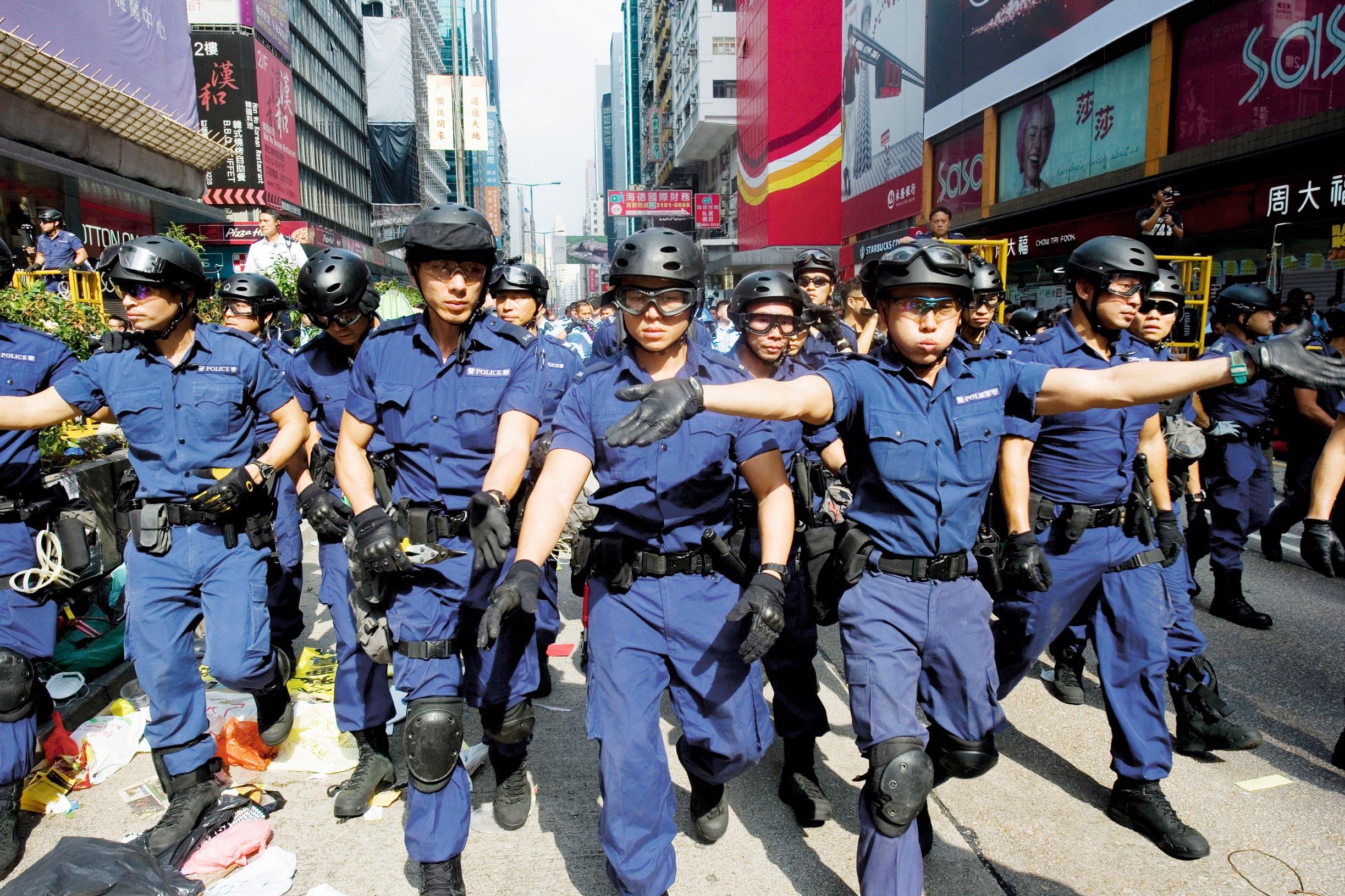 中港臺試高下 大陸警察何去何從-多維cn期刊-多維新聞網