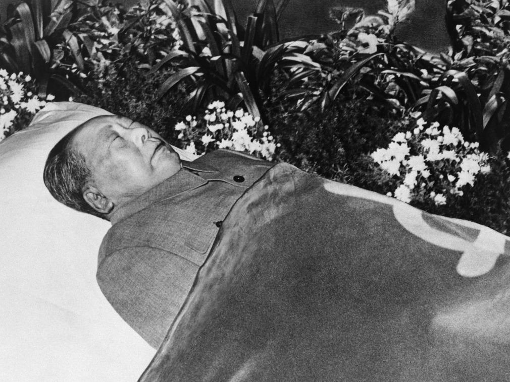 西方媒體報道中的毛澤東身后事_歷史-多維新聞網