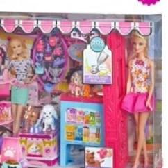 Barbie Kitchen Playset Cushioned Mats 芭比娃娃厨房套装玩具厨房炒菜过家家故事 母婴 高清正版视频在线观看 爱奇艺 芭比娃娃玩具故事动画 芭比娃娃厨房玩具套装