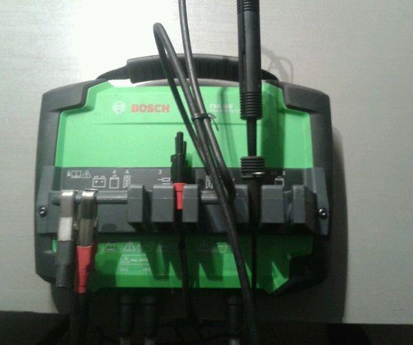 Bosch FSA 500 Mobiler Profi Motortester zur