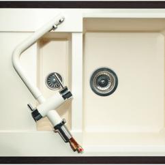 Top Kitchen Faucets Counter Lights 厨房水槽用龙头什么样的好 知乎 3 人造大理石 花岗岩水槽 选喷漆表面的 同色的 一般商家都有配套可选