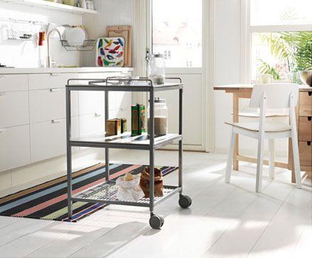 small kitchen island kidkraft sets 你的厨房 缺少一个中岛台 知乎 小厨房放不开中岛 储物小推车也可作为迷你中岛
