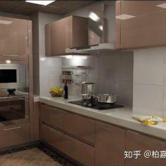 Kitchen Cabinet Reface Updated Kitchens 厨房装修用什么材质的橱柜好 你用对了吗 知乎 会变形 更重要的是变形后很难恢复原状 朋友最后还是决定选择不锈钢 除了不锈钢的优点比较比较吸引她 她也觉得不锈钢橱柜 比较适合她家的家装风格 两全其美