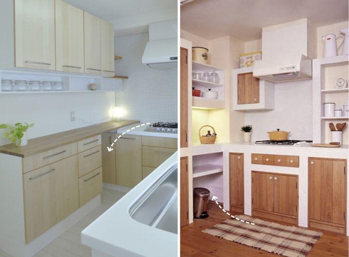 kitchen to go cabinets best mat 都说u型厨房最好用 我看你是没踩过这些坑 知乎 如果你的厨房转角朝外 也可以考虑将橱柜的转角部分转化成外部收纳 从两边拿取都很方便 但这样一来厨房的收纳容量也会有所降低