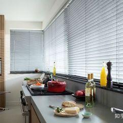 Curtains Kitchen Cats In The 厨房窗帘怎么选 知乎 如果要为厨房选一樘窗帘 首选肯定是百叶帘了 百叶帘大部分是以铝合金 木竹烤漆等材质加工而成 这类材料具有遮阳隔热 耐用常新的特点 在保护隐私的同时 不妨碍透