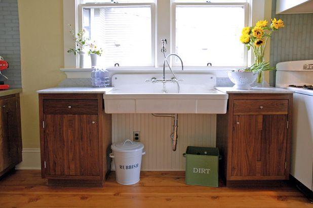 kitchen sinks with drainboard built in ikea lighting 设计你的厨房 如何选择水槽尺寸 知乎 你的水槽的大小是厨房的焦点