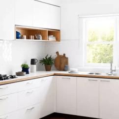Kitchen Direct Cabinet Resurfacing 客厅再花心思也没用 决定装修水平的 还是厨房美不美 我们提供了4点 国外很多厨房直接铺地板