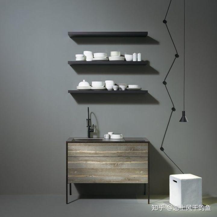 built in kitchen table cart drop leaf 打造厨房微型世界 迷你厨房也可以拥有大世界 知乎 传统典型的精致当代简约设计 所有这些设计都是为了在一个单元内提供烹饪和洗涤设施 使它们非常适合那些生活空间有限的人 该系列还包括一个车轮上的厨房 一个生锈的