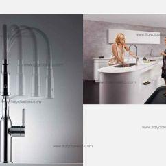 Top Kitchen Faucets Mahogany Cabinets Kwc水龙头 品牌鉴赏 Kwc将活水予灵性 知乎 瑞士kwc是家用和专业领域用途的豪华厨房水龙头的领军企业 公司成功的融合了瑞士创新理念和先进技术工艺 还融合了产品的精准度和美感理念 自14年发布以来 已获得if