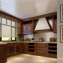 Small Kitchen Bar Hutch Plans 小厨房也能设计出一款适合自己的操作台 一起来了解下吧 知乎 小厨房吧