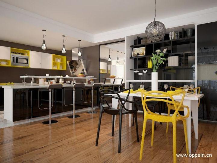 black kitchen table and chairs recycled kitchens 开放式厨房餐桌怎么摆放开放式厨房餐桌效果图 知乎 整个家居充满了现代风格的气息 开放式厨房装修方便家人之间的交流 也让家更温馨更有爱 吧台将厨房与餐厅隔断 造型独特的餐桌椅 充满了艺术感 白色餐桌搭配 黑色和