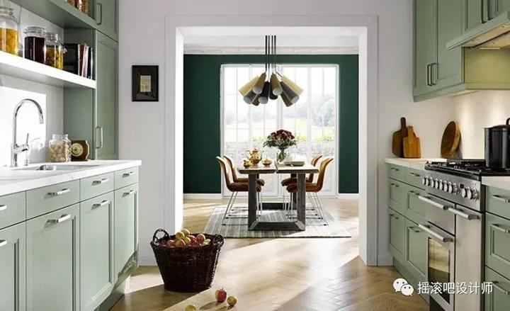 kitchen divider sink with cabinet 既想开放又爱爆炒的完美方案 半封闭式 厨房 知乎 如何分隔中式厨房和西式厨房