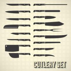 American Made Kitchen Knives Country Dining Tables 11 款厨刀横向评测 不要迷信在国内品牌名气很大的刀 美国制造的厨房刀具
