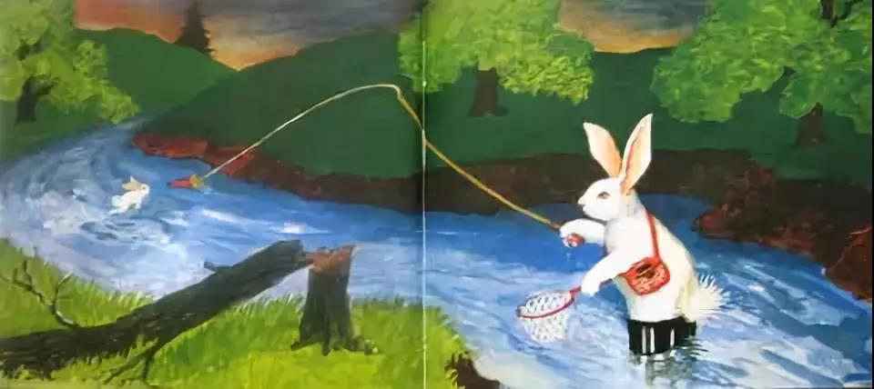 繪本推薦 《逃家小兔》無論怎么跑,你都逃不出媽媽的手掌心 - 知乎