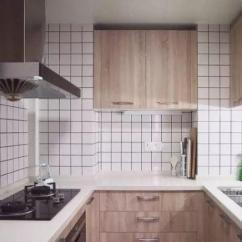 Tall Kitchen Cabinets Used Cabinet Doors 设计师教你橱柜选购知识 能省几千块 知乎 U型厨柜 环绕三面墙 像是l型橱柜的延伸 一般的做法是在另一个长边再多加一个台面 或是一整个墙面的高柜