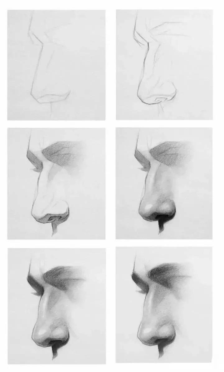 Drawing Lips Step Step