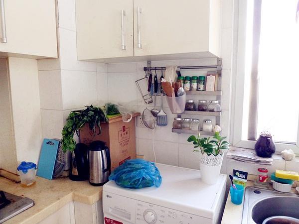 kitchen tables sets remodeling on a budget 1.5万2周内搞定35平,超小户型简装修攻略