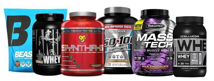 健身如何選擇增肌蛋白粉 - 知乎
