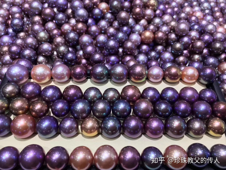 珍珠的各種顏色是怎么形成的? - 知乎