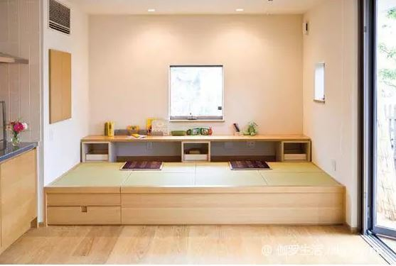 kitchen table bench seat sets cheap 榻榻米,可不是草席那么简单!