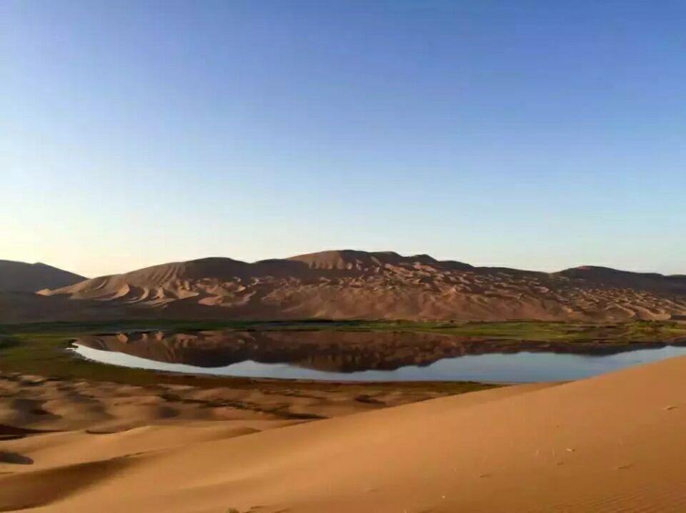 內蒙古沙漠自由行應該怎么玩 - 知乎