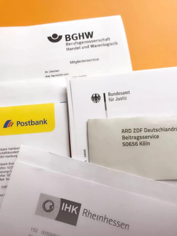 德國人為什么如此熱愛寄信? - 知乎
