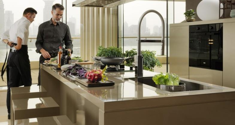 kitchen sink grates grill 厨房水槽有哪些很赞的设计 知乎 不要搞什么我家洗碗洗菜从来不在一起嫌脏 那就一厨房水槽 你每天用完难道不清洗吗