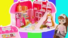 barbie kitchen playset island sale 芭比公主过家家厨房手提包玩具拼装卧室布置 母婴 高清正版视频在线观看 芭比公主过家家厨房玩具