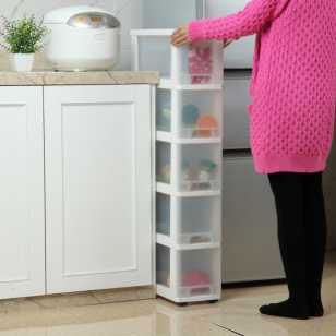 kitchen cart with drawers movable cabinets 有哪些出租屋实用神器? - 知乎