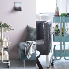 Wire Kitchen Cart Cheap White Cabinets 最值得购买的宜家 Ikea 家具有哪些 知乎 3 厨房