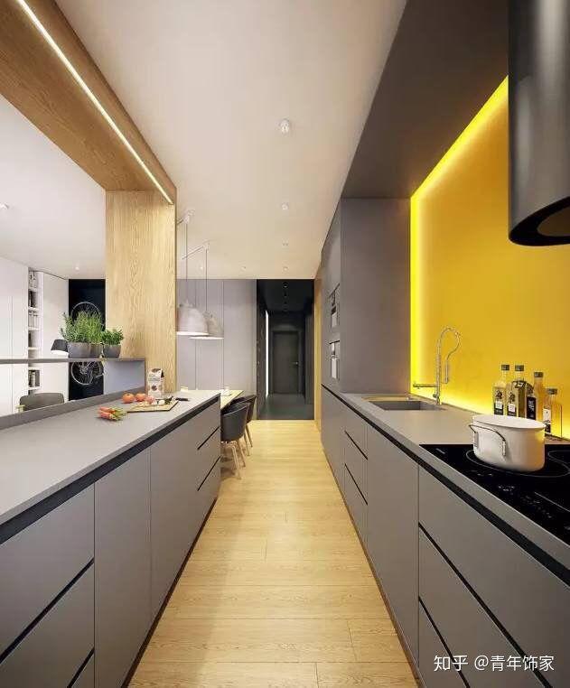 ash kitchen cabinets riverside ca 装一个想用一辈子的厨房 听说 这几点很重要 知乎 高级灰橱柜