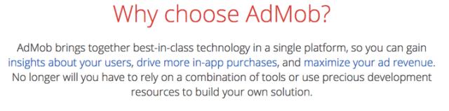 Google下属的Doubleclick,Adwords,Admob, Adsense有什么核心区别?