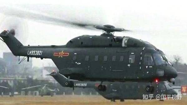 直-18/20通用直升機海陸軍都裝備 - 知乎