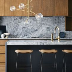 Islands For The Kitchen How Much Does It Cost To Reface Cabinets 开放式厨房有哪些好看的厨房中岛兼餐桌设计 知乎 开始说案例 最常见的应该是中岛设置洗菜池 如下