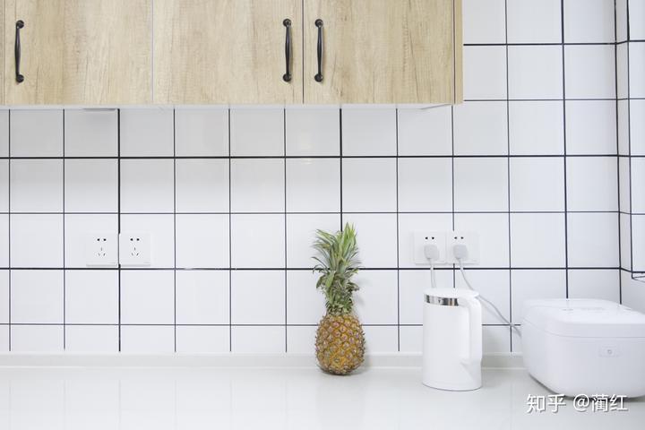 kitchen remodeling silver spring md restaurant double swing doors 你家的装修是怎样的 共花费多少 知乎 厨房尽可能空间利用率最大化 做了u型台面 洗衣机 冰箱 水槽洗碗机 烤箱全部嵌入厨房 使用起来非常方便