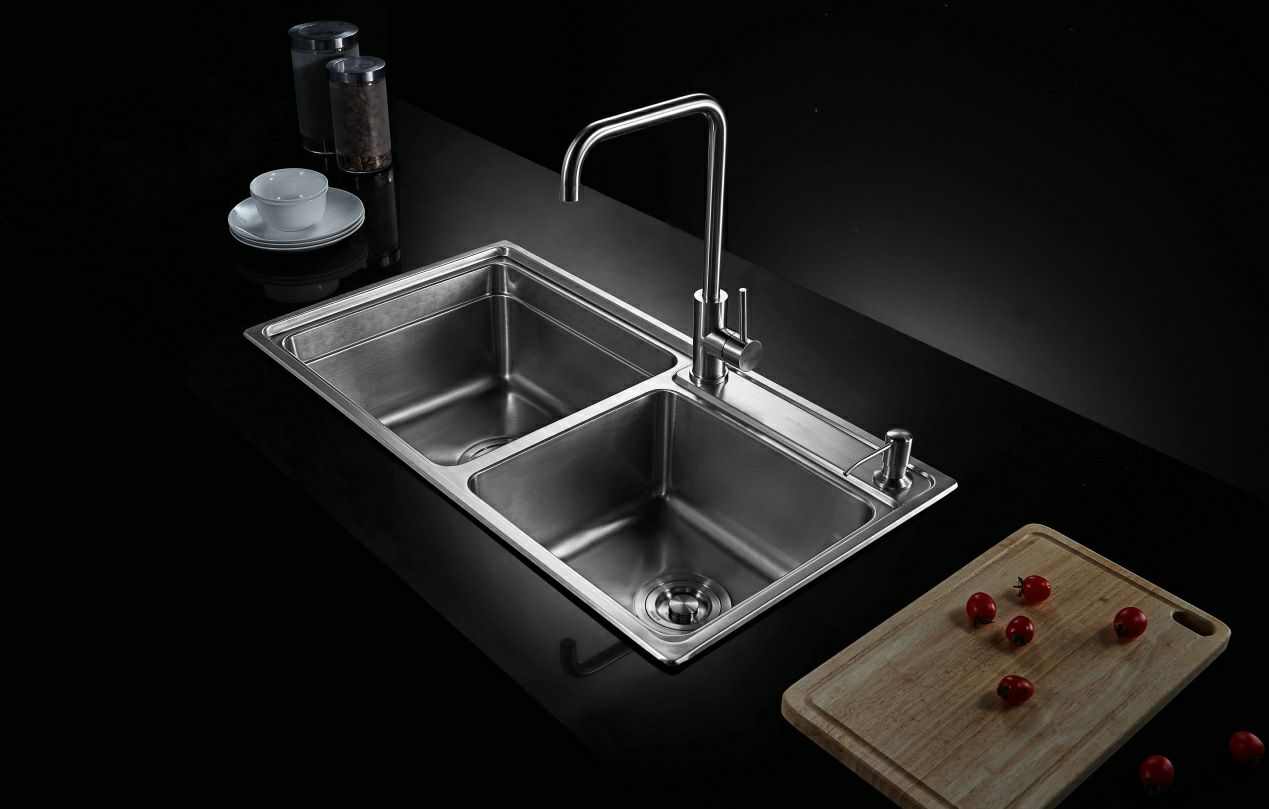 rustic kitchen sink island with stainless steel top 畅享地道好菜 从聪信水槽开始 知乎