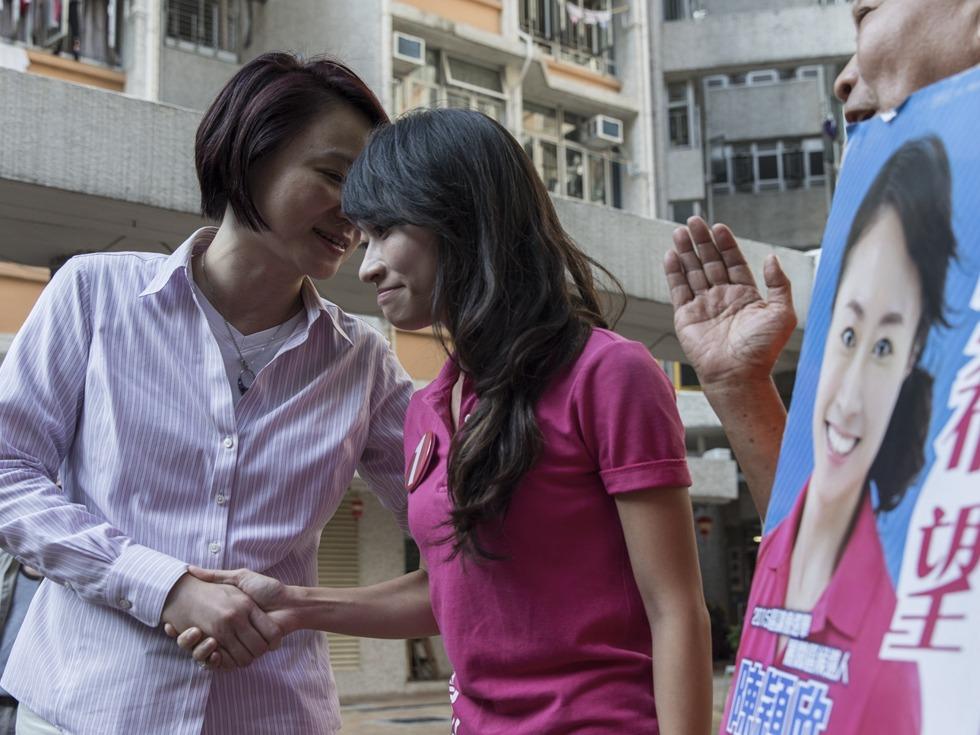 民建聯通過12張參選名單 李慧瓊憂心選情_香港-多維新聞網