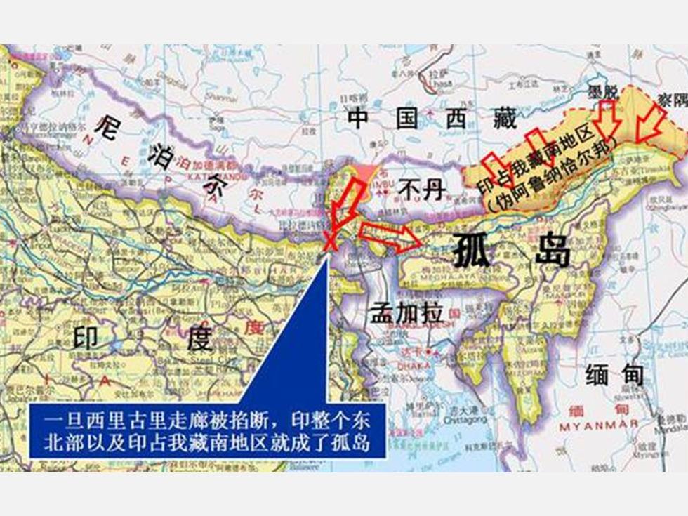 中印邊界持續對峙 被指或爆發新戰爭_中國-多維新聞網