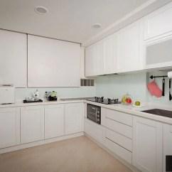 Easy Kitchen Remodel Pantry Cupboard 厨房简单装修设计 58同城装修效果图大全 北欧风格简单厨房设计效果图大全