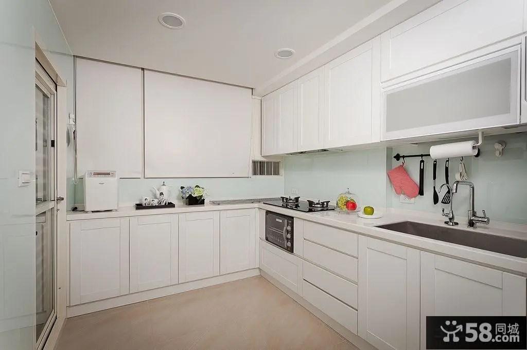 easy kitchen remodel commercial ceiling tiles 厨房简单装修设计 58同城装修效果图大全 北欧风格简单厨房设计效果图大全
