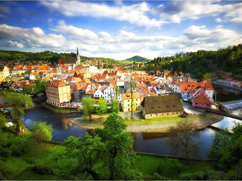 世界最美小鎮:捷克克魯姆洛夫[圖集]_人文-多維新聞網