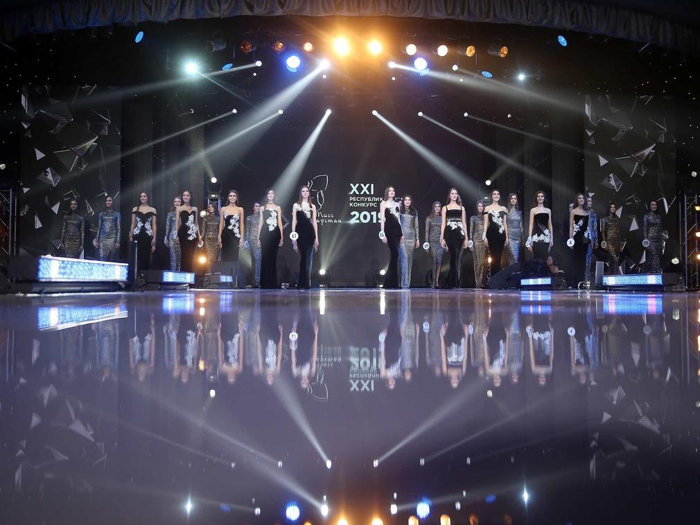 2019俄羅斯韃靼斯坦共和國小姐選美大賽[圖集]_社會-多維新聞網