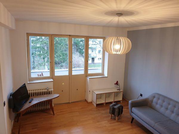 Möbliertes Appartment in Köln-Sülz - Vermietung 2-Zimmer-Wohnungen