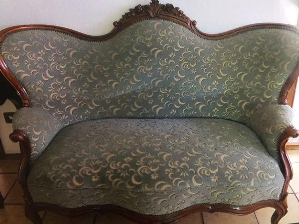 biedermeier sofa zu verkaufen sears whole home beds omas altes kaufen / gebraucht - dhd24.com