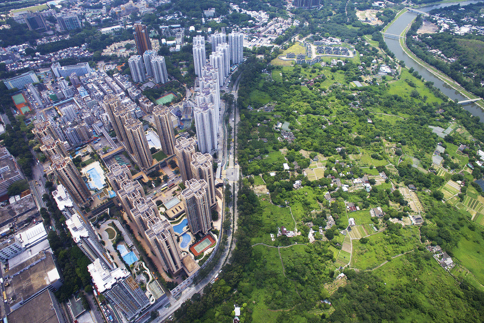 香港觀察:土地與房子-多維cn期刊-多維新聞網