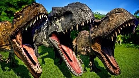 侏羅紀世界:進化 恐龍爭霸_20190710期-遊戲-高清正版影音線上看-愛奇藝臺灣站