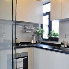 Kitchen Design Slim Storage 厨房设计效果图大全 58同城装修效果图大全 简约小户型厨房设计大全