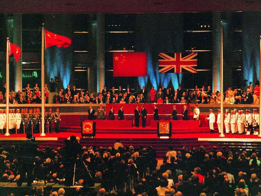 [中國改革開放大事記]1997年:香港回歸_歷史-多維新聞網