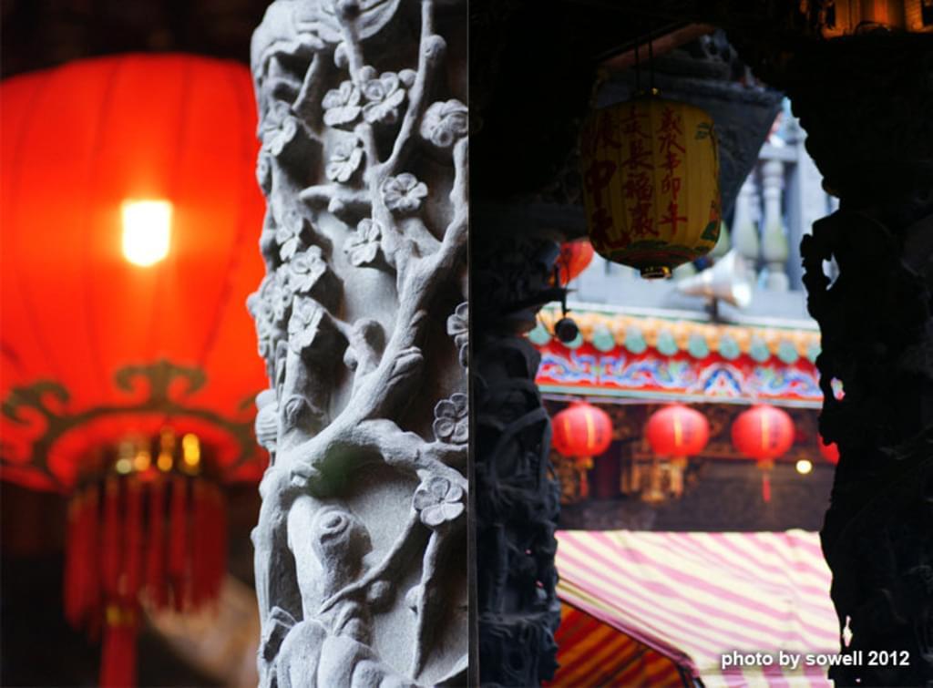 三峽祖師廟(2012)賽神豬-1 @嚴尚文的魚拓世界 - nidBox親子盒子